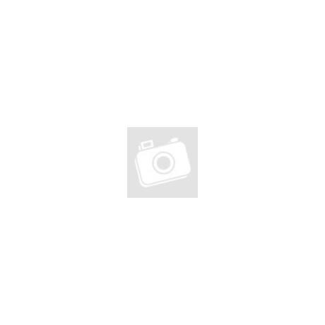 Garvalin kék piros kettő tépőzáras átmeneti fiú bőr cipő